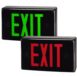 Vandal and Extreme Environment Exit Sign Series: EEVE