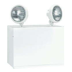 High Impact Thermoplastic Emergency Light Series : ELST